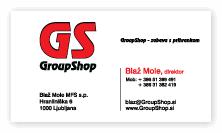 vizitka groupshop