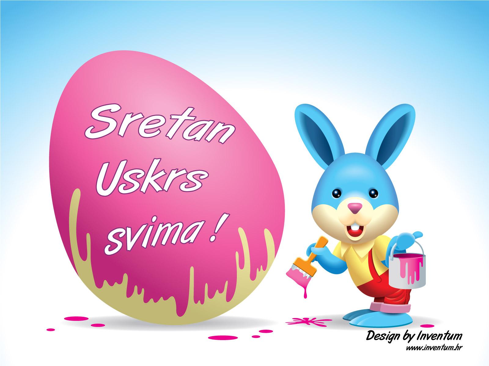 sretan uskrs svima Wallpaper 'Sretan Uskrs svima' sretan uskrs svima